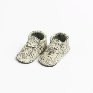 Harry Potter Freshly Picked Moccasins Shoes